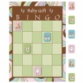 Parenthood Baby Shower Bingo Game